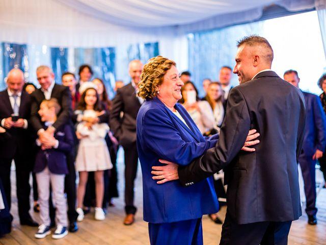 Il matrimonio di Matteo e Elena a Erba, Como 43