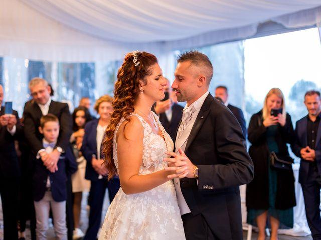 Il matrimonio di Matteo e Elena a Erba, Como 44