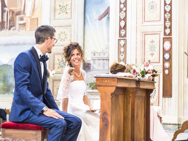 Il matrimonio di Deborah e Fabio a Varallo, Vercelli 15