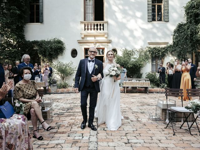 Il matrimonio di Andrea e Eleonora a Maserà di Padova, Padova 15