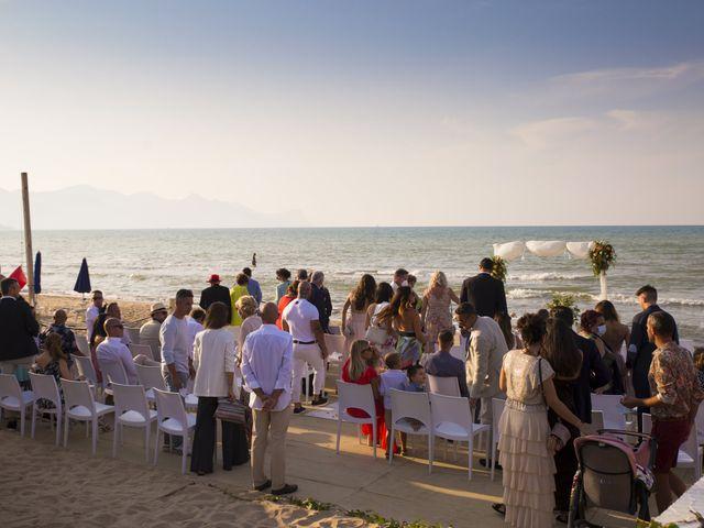 Il matrimonio di Paul e Manuela a Alcamo, Trapani 9