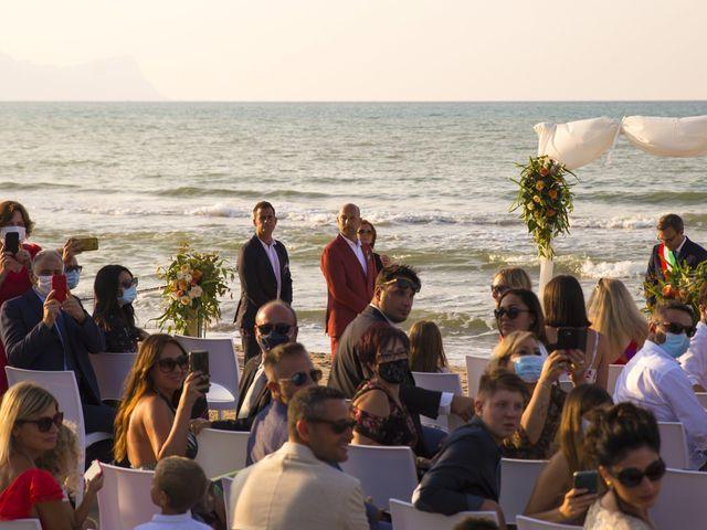 Il matrimonio di Paul e Manuela a Alcamo, Trapani 11