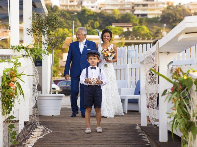 Il matrimonio di Paul e Manuela a Alcamo, Trapani 12