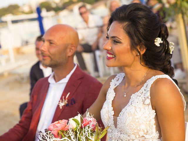 Il matrimonio di Paul e Manuela a Alcamo, Trapani 15