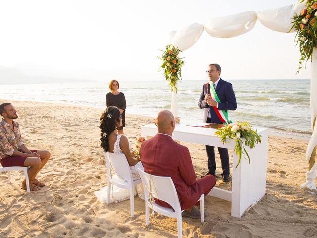 Il matrimonio di Paul e Manuela a Alcamo, Trapani 16
