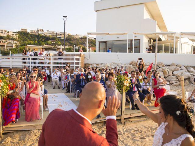 Il matrimonio di Paul e Manuela a Alcamo, Trapani 22