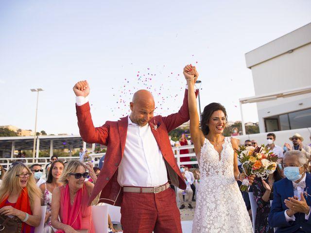 Il matrimonio di Paul e Manuela a Alcamo, Trapani 25
