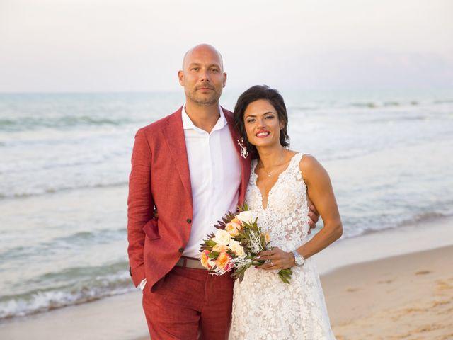 Il matrimonio di Paul e Manuela a Alcamo, Trapani 30