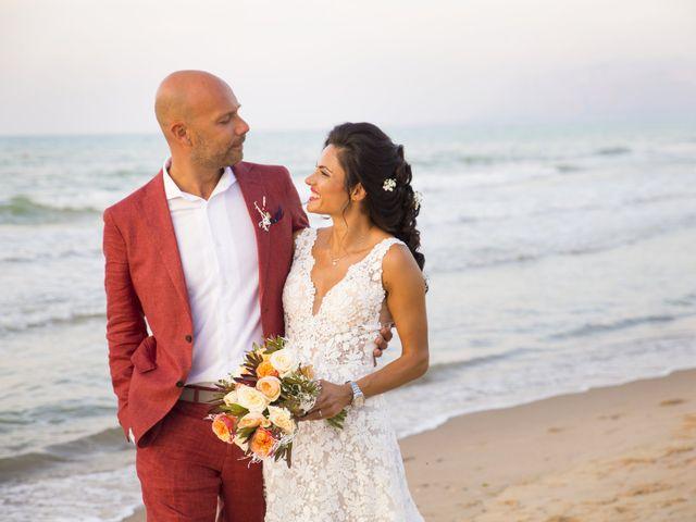 Il matrimonio di Paul e Manuela a Alcamo, Trapani 31