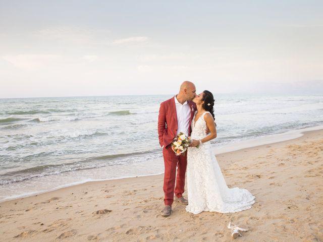 Le nozze di Manuela e Paul
