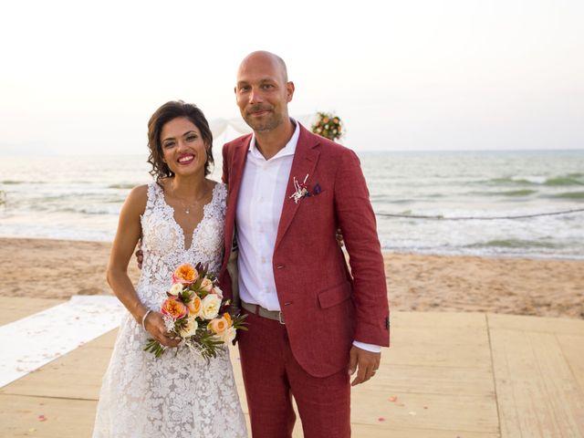 Il matrimonio di Paul e Manuela a Alcamo, Trapani 35