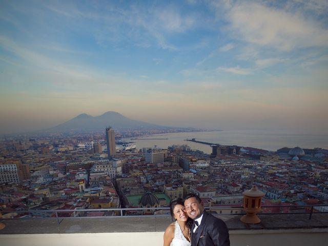 Il matrimonio di Antonio e Daniela a Napoli, Napoli 10
