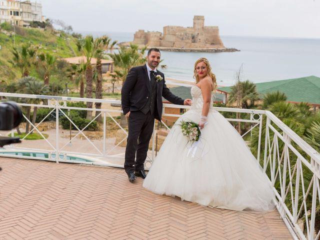 Il matrimonio di Alessandro e Elisa a Crotone, Crotone 35