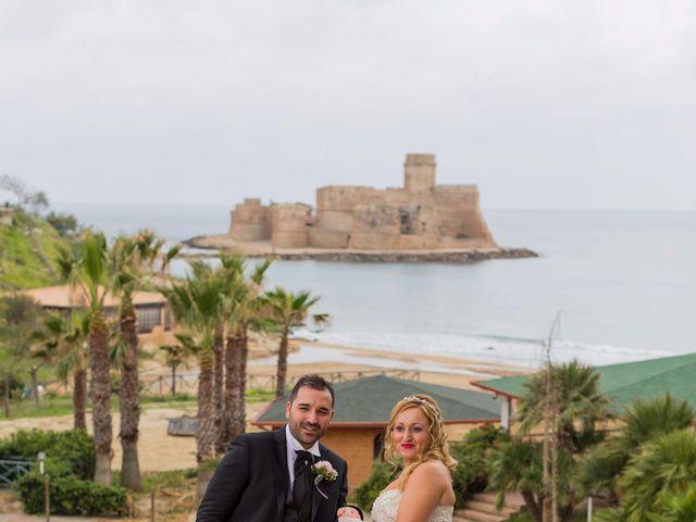 Il matrimonio di Alessandro e Elisa a Crotone, Crotone 36