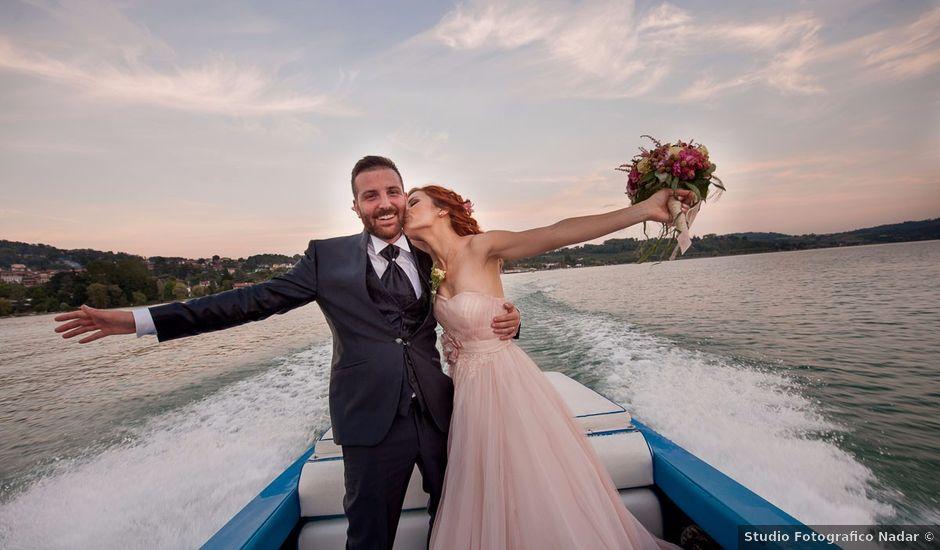 Il matrimonio di Fabio e Noemi a Roppolo, Biella