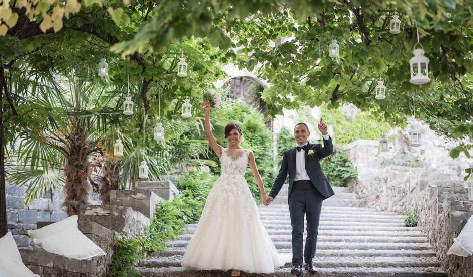 Il matrimonio di Erik e Erica a Cordovado, Pordenone