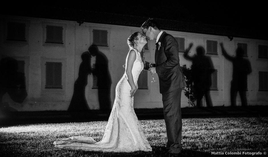 Il matrimonio di Matt e Silvia a Pavia, Pavia
