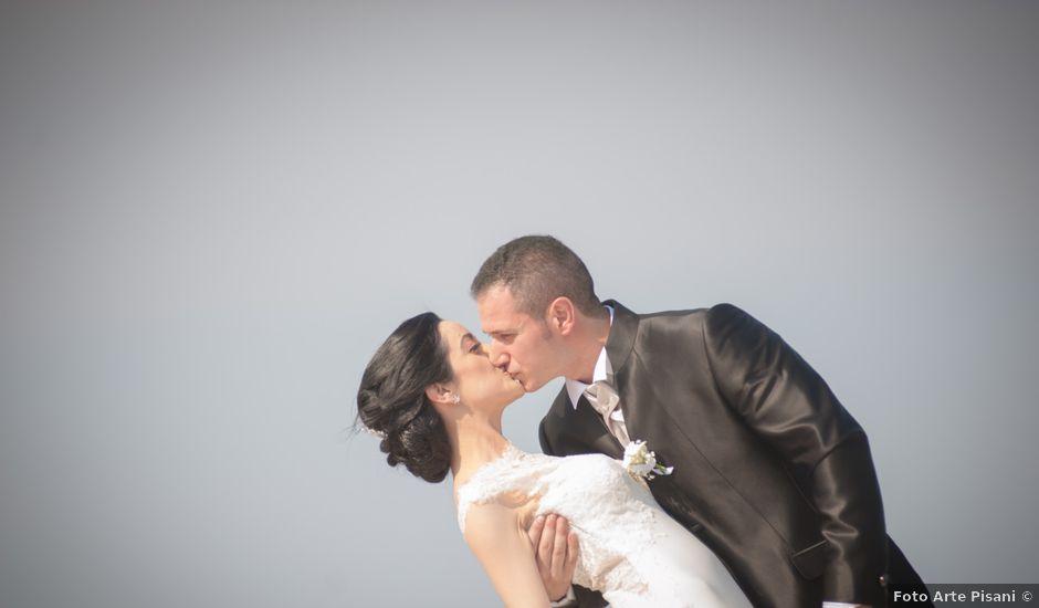 Il matrimonio di Giuseppe e Antonella a Casabona, Crotone