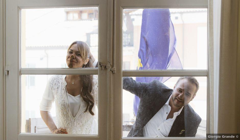 Il matrimonio di Sabin e Eliza a Cesena, Forlì-Cesena