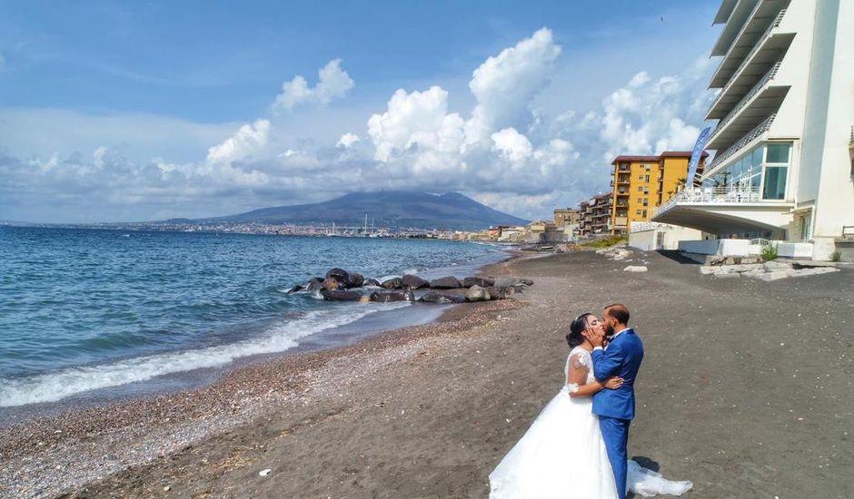 Il matrimonio di Nicola  e Luisa a Boscoreale, Napoli