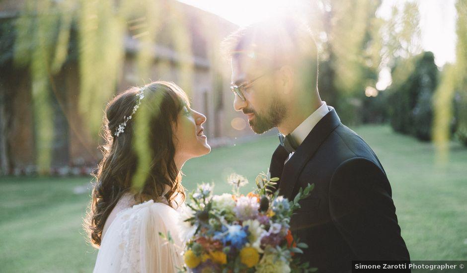 Il matrimonio di Daniele e Alice a Mantova, Mantova