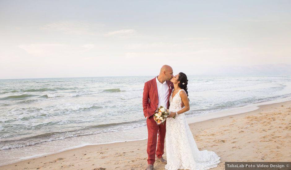 Il matrimonio di Paul e Manuela a Alcamo, Trapani