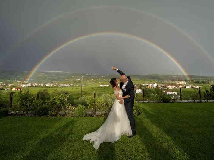 Le nozze di Michela e Emanuele