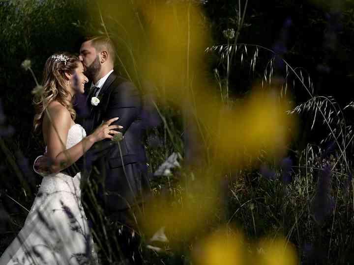 Le nozze di Noemi e Alessandro