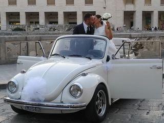 Le nozze di Veronica  e Vincenzo