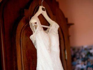 le nozze di Cecilia e Francesco 1