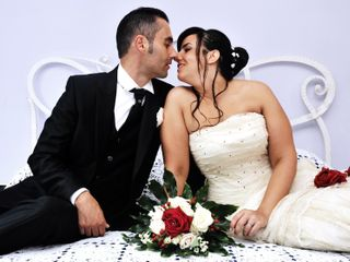 Le nozze di Stefania e Massimiliano