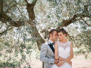 Le nozze di Cinzia e Alessio
