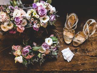 Le nozze di Stephenie e Antonio 1