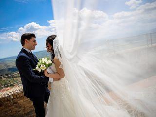 Le nozze di Francesca e Manuel