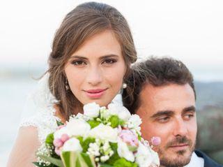 Le nozze di Esther e Lucio