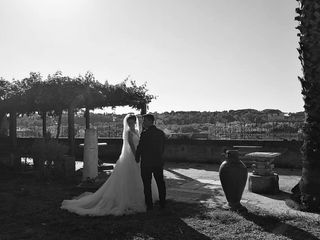 Le nozze di Carolina  e Simone