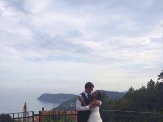 Le nozze di Mafer e Damiano