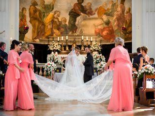 Le nozze di Martina e Damiano