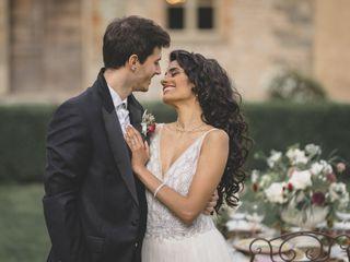 Le nozze di Eveline e Marcos