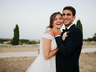 Le nozze di Erica e Claudio