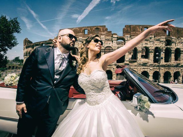 Le nozze di Claudia e Salvatore