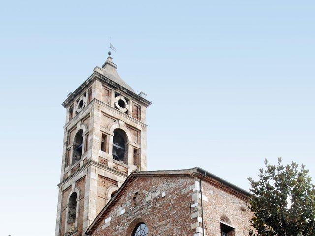 Il matrimonio di Massimiliano e Stefania a Lucca, Lucca 19