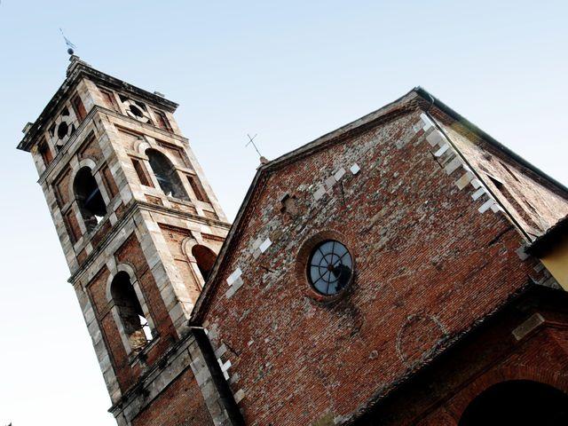 Il matrimonio di Massimiliano e Stefania a Lucca, Lucca 20