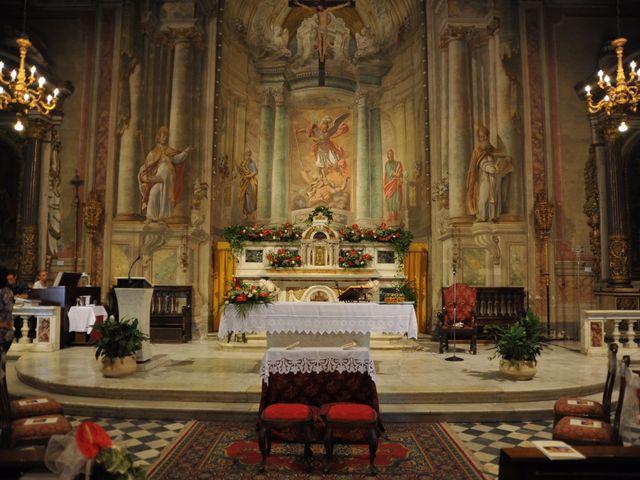 Il matrimonio di Massimiliano e Stefania a Lucca, Lucca 24