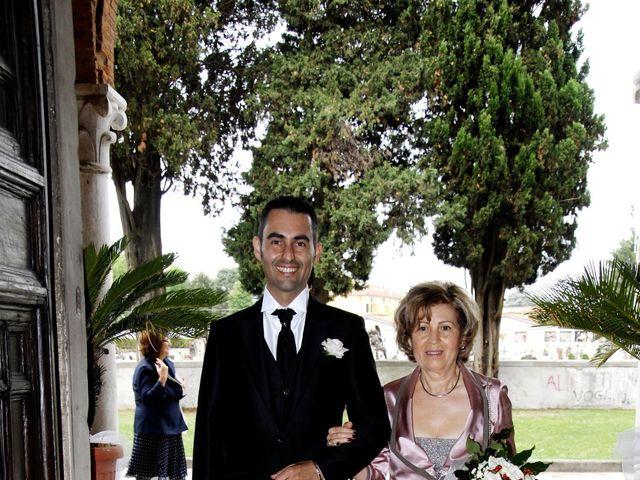 Il matrimonio di Massimiliano e Stefania a Lucca, Lucca 48