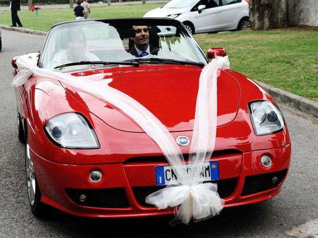 Il matrimonio di Massimiliano e Stefania a Lucca, Lucca 52