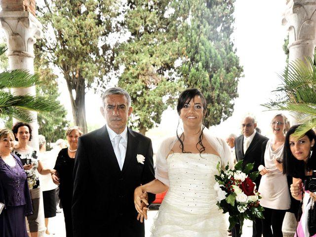 Il matrimonio di Massimiliano e Stefania a Lucca, Lucca 53