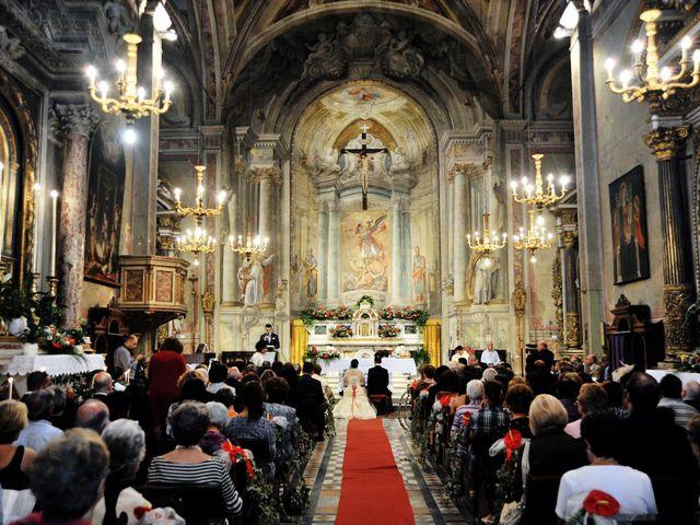 Il matrimonio di Massimiliano e Stefania a Lucca, Lucca 55