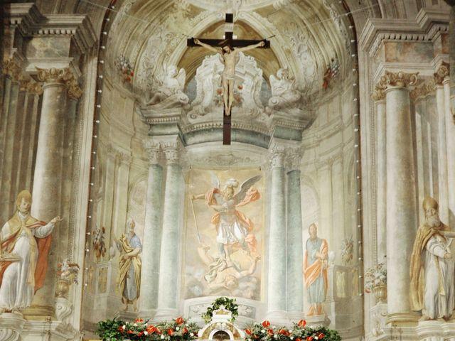 Il matrimonio di Massimiliano e Stefania a Lucca, Lucca 56