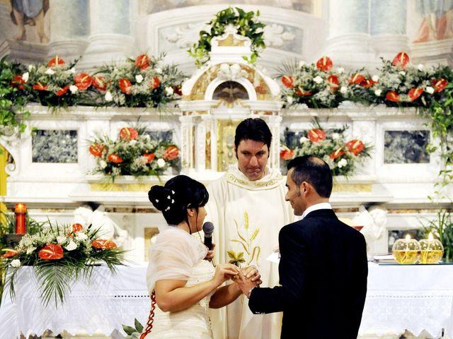 Il matrimonio di Massimiliano e Stefania a Lucca, Lucca 57